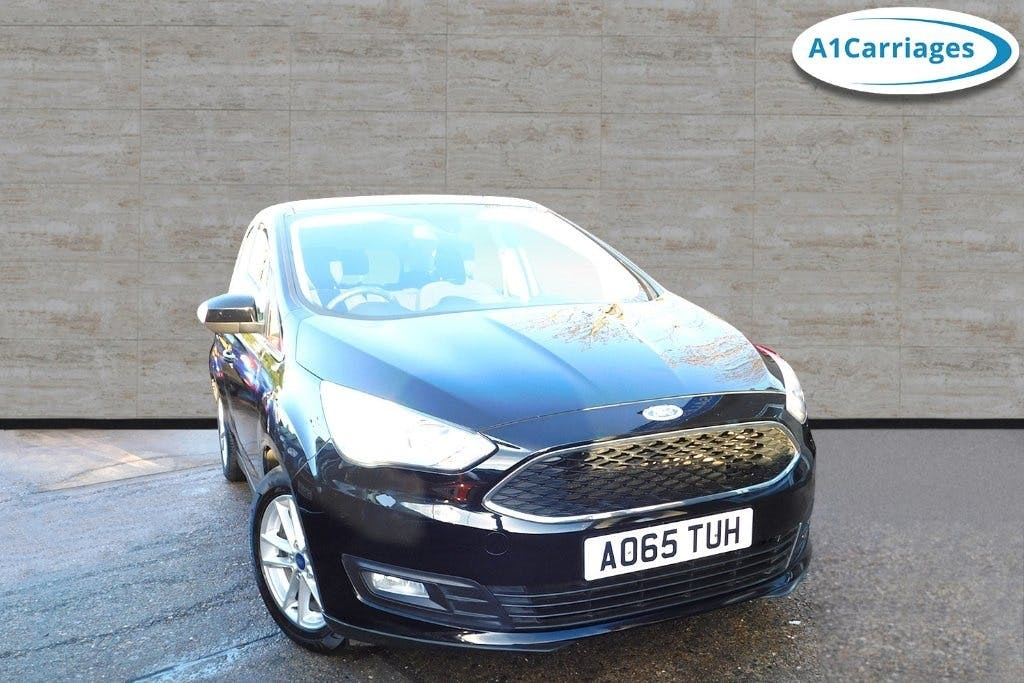 Used Ford C Max Zetec  For Sale In Dartford Kent From A Carriages Aotuh