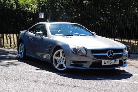 Mercedes Cars For Sale >> Mercedes Benz Sl Sl400 Amg Sport 2dr Convertible